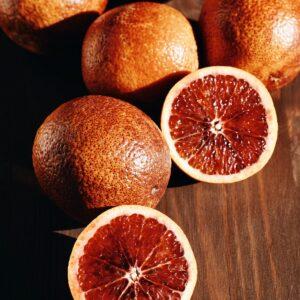 blood orange balsamic