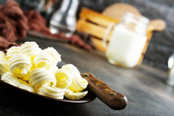 butter evoo